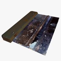 Spatula (Spring Steel)