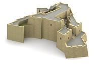 3dsmax morro castle castillo del