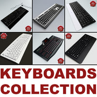 Keyboards Collection V3