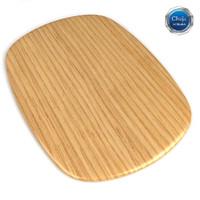 chopping board 01 3d model