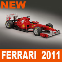 Ferrari F1 F150 2011