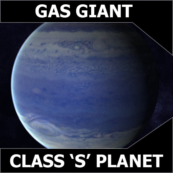 blue giant planet - photo #16