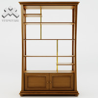 photorealistic bifacial etagere regina 3d model