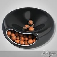 3dsmax eva solo smiley bowl
