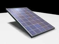 free max model solar panel