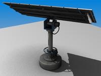Solar Panel Traking System (MAYA)