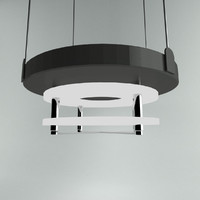 3d pendant light model