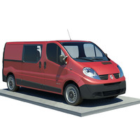 Renault Trafic L2H1 double