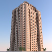 Apartment building 01