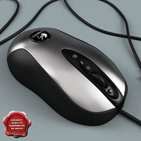 lightwave logitech optical mouse
