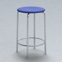 free dxf mode bar stool