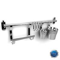 kitchen rack 3d model