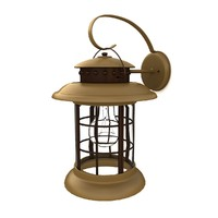 Outdoor wall lantern 06