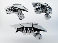 3dsmax robot sxz200