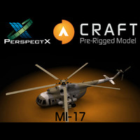 mi-17 pre-rigged craft director 3ds