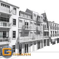 Building facade 2011