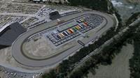 track oval race 3d model