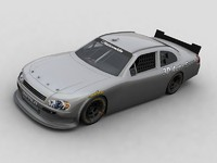nascar nationwide 2010 3d max