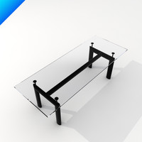 le corbusier lc6 table