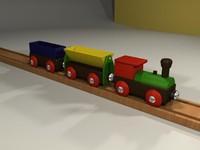 woodtrain