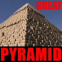 THE GREAT PYRAMID !