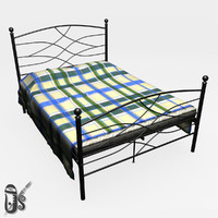 pillow quilt real 3d max