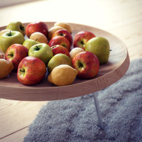3d hans wegner fruit bowl model