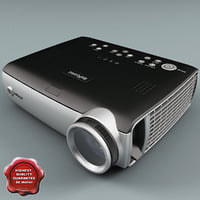 3ds max projector infocus