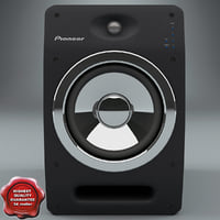 Speaker Systems Pioneer S-DJ08