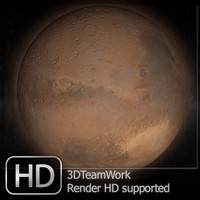 Mars HD (Suport Full HD Render)