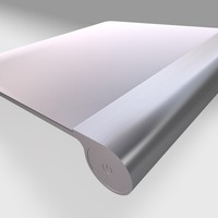magic trackpad 3d model