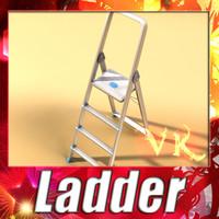3d ladder -