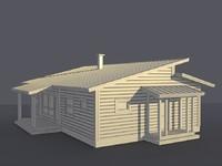 max log house