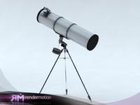 max d1 c4 15 telescope-telescopio
