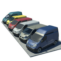Renault trafic collection