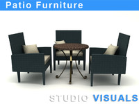 max patio furniture