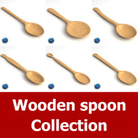 Wooden Spoon Collection