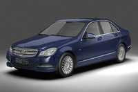 3ds mercedes benz cl
