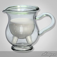Calf and Half Milk Carafe