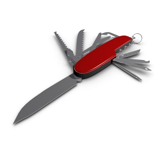 3ds Max Army Swiss Knife