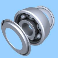 bearing 3d 3ds