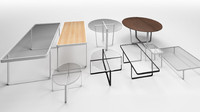 NaughtOne Trace Table Collection