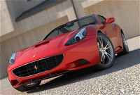 3d ferrari california