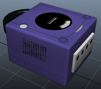 ma gamecube cube