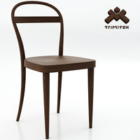 muji chair thonet max