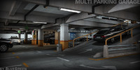 Multi Parking Garage