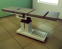Adjustable operation table