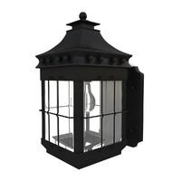 Outdoor wall lantern 07