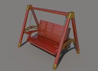 bench swing max