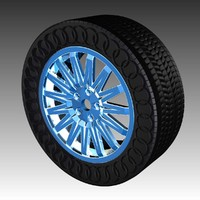 tire+wheel 17x7.5x225